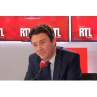 """Logo of the podcast """"Gilets jaunes"""" : """"Ça ne se reproduira pas à l'avenir"""", dit Benjamin Griveaux sur RTL"""