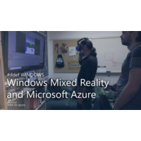 Logo of the podcast Mixed Reality + Azure | #ifdef WINDOWS