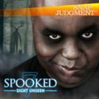 Logo of the podcast Snap Spooked Special - Sight Unseen