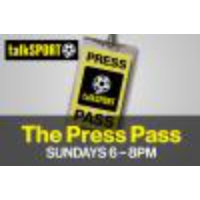 Logo of the podcast The Press Pass - Sunday, February 26