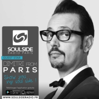 Logo of the podcast SOULSIDE RADIO GUEST SESSION – DIMITRI FROM PARIS LIVE 2015