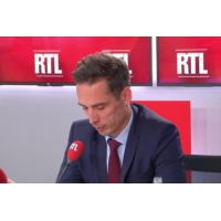 Logo of the podcast Jean-Baptiste Djebbari était l'invité de RTL vendredi 6 septembre
