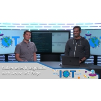 Logo of the podcast Kubernetes integration with Azure IoT Edge | Internet of Things Show