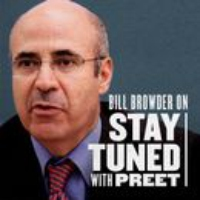 Logo of the podcast The Death of Sergei Magnitsky (with Bill Browder)