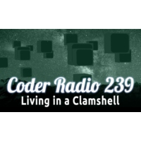 Logo of the podcast Living in a Clamshell | CR 239