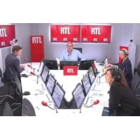 """Logo du podcast """"Macron connait les méthodes d'intimidations"""" de Poutine, explique Olivier Bost"""