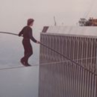 Logo du podcast 360 Extra: Philippe Petit, Man on Wire