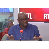 """Logo of the podcast Lilian Thuram accusé de racisme : ses propos ont été sortis de leur """"contexte"""", dit-il sur RTL"""