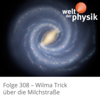 Logo of the podcast Folge 308 – Milchstraße