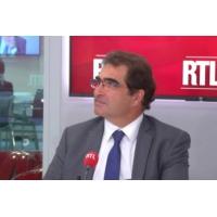 Logo of the podcast Christian Jacob était l'invité de RTL