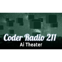 Logo of the podcast Ai Theater | CR 211