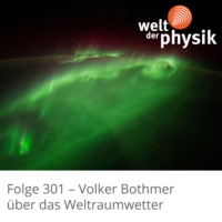 Logo of the podcast Folge 301 – Weltraumwetter