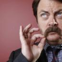 Logo of the podcast Nick Offerman Can Take Directions