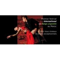 Logo of the podcast Le 1er Marrakech Tango Festival !