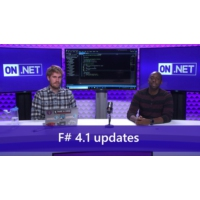 Logo of the podcast What's new in F# 4.5  | On .NET