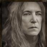 Logo of the podcast Patti Smith Never Wanted to Be Famous