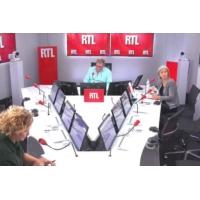 Logo of the podcast Johanna Rolland, la maire de Nantes, était l'invité de RTL vendredi 13 septembre