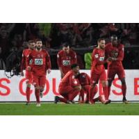 """Logo of the podcast Coupe de France : la maire des Herbiers décrit """"un engouement sans précédent"""""""