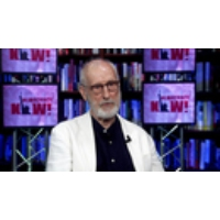 "Logo of the podcast Extended Interview with Actor James Cromwell Before His Jail Sentence: ""Capitalism is a Cancer"""