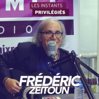Logo of the podcast FREDERIC ZEITOUN interview dans Les Instants Privilégiés Hotmixradio.