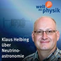 Logo of the podcast Folge 154 – Neutrinoastronomie mit Icecube