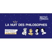 Logo of the podcast La Nuit des Philosophes, 6ème édition !