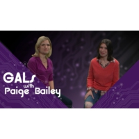 Logo of the podcast Interview with Paige Bailey, Senior Cloud Developer Advocate | GALs