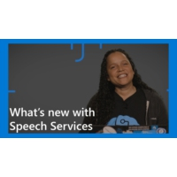 Logo of the podcast What's new with Speech Services: This Week in Cognitive | AI Show