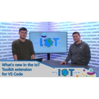 Logo of the podcast What's new in the IoT Toolkit extension for VS Code | Internet of Things Show