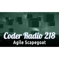 Logo of the podcast Agile Scapegoat | CR 218