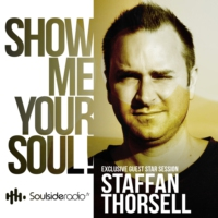 Logo of the podcast SOULSIDE Radio presents STAFFAN THORSELL // Exclusive Guest Mix Session // 02.2017