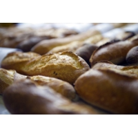 Logo du podcast Kolectou, la start-up qui recycle les restes de pain en cookies