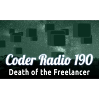 Logo of the podcast Death of the Freelancer   CR 190