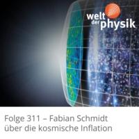Logo of the podcast Folge 311 – Kosmische Inflation