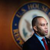 Logo of the podcast Adam Schiff, Hakeem Jeffries, and the Framers Weigh In on Impeachment