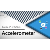 Logo of the podcast Accelerometer (Xamarin.Essentials API of the Week) | The Xamarin Show