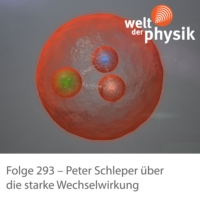 Logo of the podcast Folge 293 – Starke Wechselwirkung