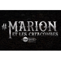 Logo of the podcast Marion et les Catacombes - Le Night-Show (31/10/19)