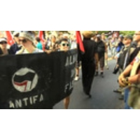 Logo of the podcast Part 2 || Antifa: A Look at the Anti-Fascist Movement Confronting White Supremacists in the Streets