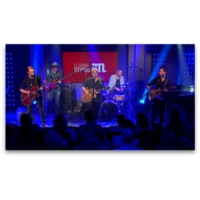 "Logo of the podcast Les Innocents en concert dans ""Le Grand Studio RTL"""
