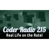 Logo of the podcast Real Life on the Ratel | CR 215