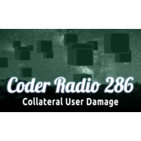 Logo of the podcast Collateral User Damage | CR 286