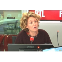 """Logo du podcast Européennes 2019 : """"Marine Le Pen toujours à l'étroit dans son parti"""", analyse Alba Ventura"""