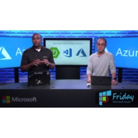 Logo du podcast Spring Boot with VS Code and Azure | Azure Friday