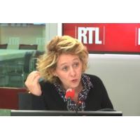 """Logo du podcast Nicolas Sarkozy de retour ? """"Il y a plus une nostalgie qu'une hypothèse"""", dit Alba Ventura"""