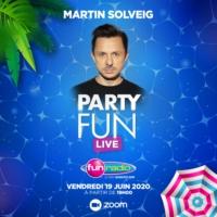 Logo du podcast Martin Solveig mix pour le Party Fun Live Spécial Fête de la Musique