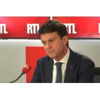 Logo of the podcast Manuel Valls, invité de RTL