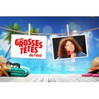 Logo of the podcast L'été des Grosses Têtes du 15 juillet 2019