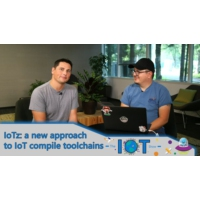 Logo of the podcast iotz: a new approach to IoT compile toolchains | Internet of Things Show