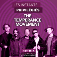 Logo of the podcast THE TEMPERANCE MOVEMENT interview dans Les Instants Privilégiés Hotmixradio.